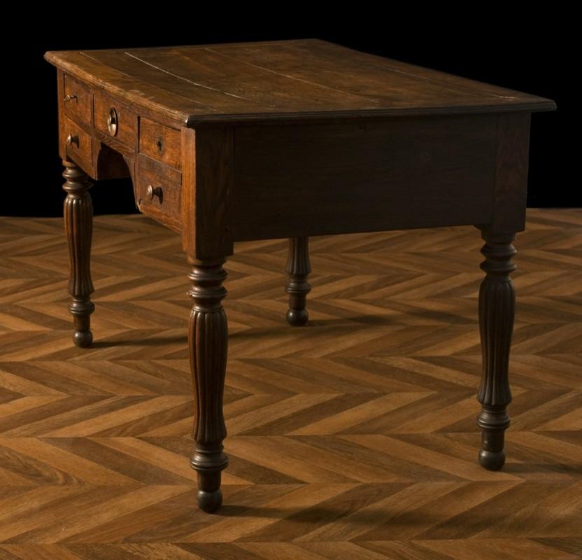 desk late 19th century office desk antique desk. Black Bedroom Furniture Sets. Home Design Ideas