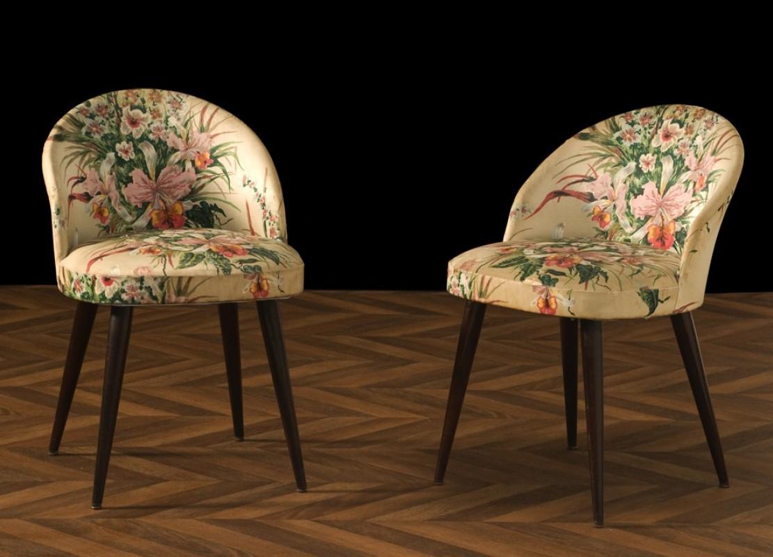 chaises vintage meubles vintage mobilier ancien ann es 50 60. Black Bedroom Furniture Sets. Home Design Ideas