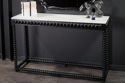 The Constantine console, Mango & Marble
