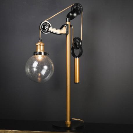 Lampe de Bureau à contrepoids