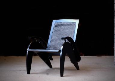 Napoleon III big armchair