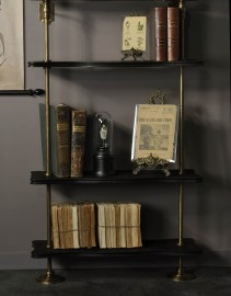 Shelf spirit XIXth, small model