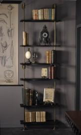 Shelf spirit XIXth, large model