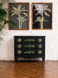 Palm Tree Dresser, Italy
