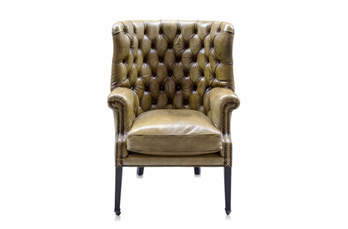 Fauteuil Churchill Lime