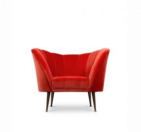 Arum Velvet Lounge Sofa - Price on Demand
