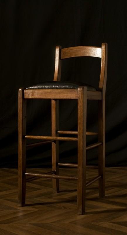 chaise vintage haute chaise comptoir bar chaise ancienne. Black Bedroom Furniture Sets. Home Design Ideas
