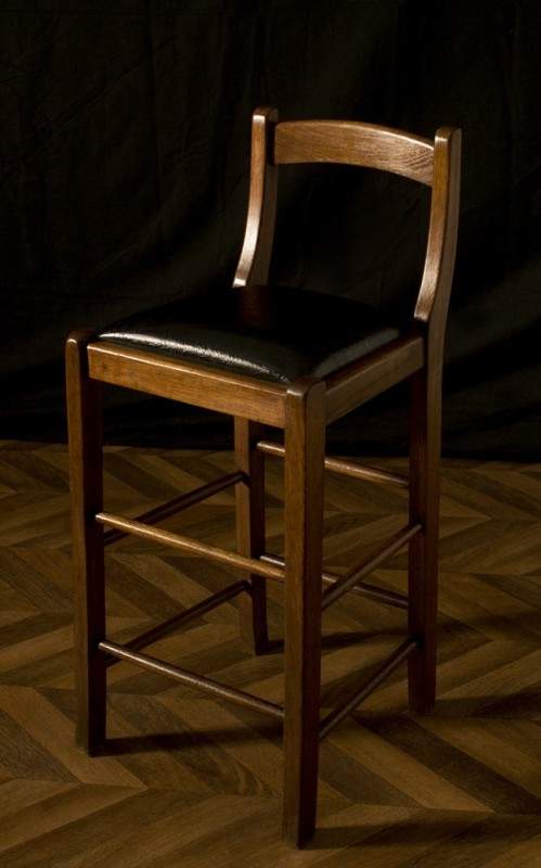 chaise vintage haute chaise comptoir bar chaise ancienne haute tabouret haut ancien. Black Bedroom Furniture Sets. Home Design Ideas
