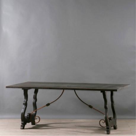Table de repas Toscane Italie, Réédition Renaissance