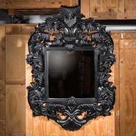 Flamboyant Baroque Mirror