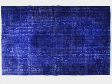 Deep Blue Vintage Rug - Anatolia