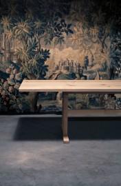 """""""Benedictine"""", Bespoke Oak Farm Table"""