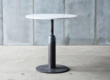 Table-Guéridon Marbre Rond ø80cm Sur Commande