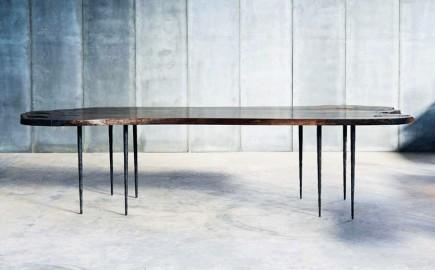 Bespoke Walnut Table
