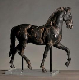 Statue Cheval de Monti