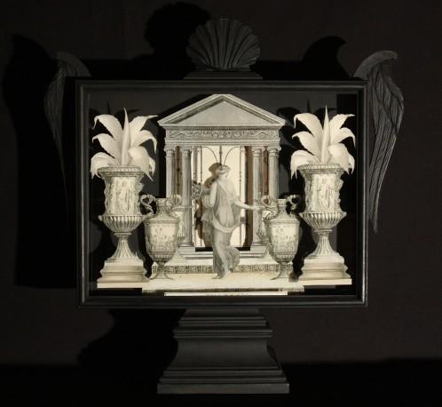 Lampe Veilleuse Pompei, Italie