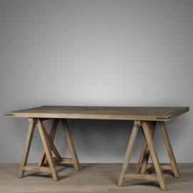 Table de Repas Beaux-Arts en bois 190 cm