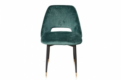 Dining Chair Healey - Green Mandarin Velvet