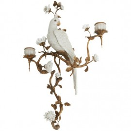 Parrot Sconce, Right
