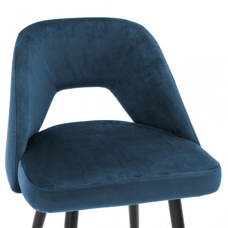 chaise gode bar a pute bordeaux