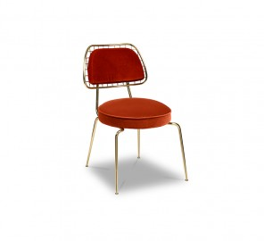 Grazzia Chair Mid Century Design