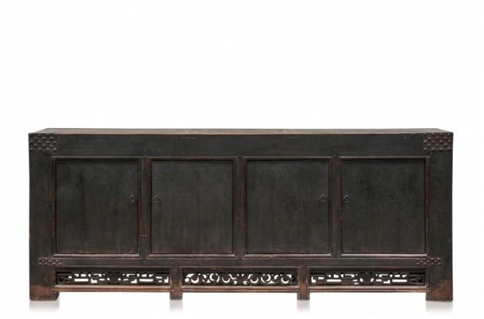 Buffet Ancien Noir XL 160 ans