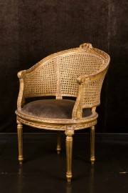 Double Caning Armchair Magdalena