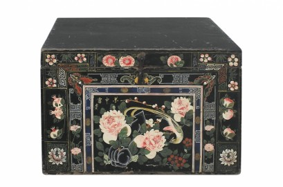 Antique Chinese Trunk, China