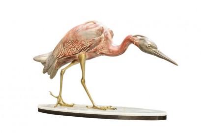 Statue Oiseau Art Deco, 1900