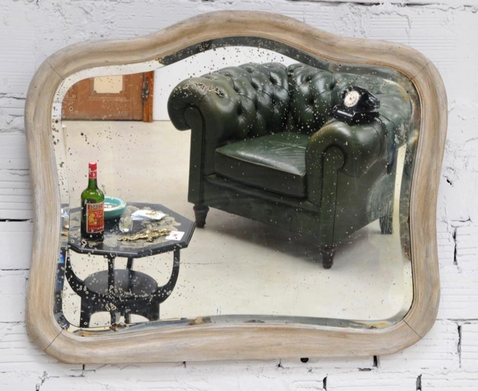 miroir ancien vintage ann es 20 30 40 pi ce unique et authentique id es d co maison. Black Bedroom Furniture Sets. Home Design Ideas