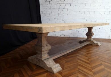 Table de Repas Monastère Sur Mesure
