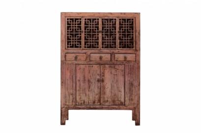 Armoire Chinoise, Antiquité 100 ans