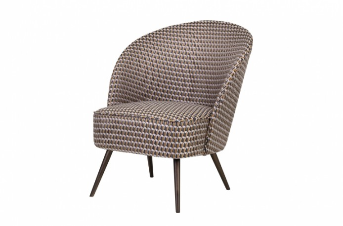 Grey Armchair Andy