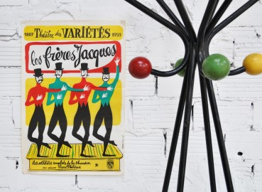 Théatre des Variétés Poster - SOLD