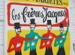 """Affiche vintage """"Théatre des Variétés"""" Paris"""