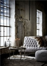 Grey Chesterfield Sofa Aeva