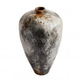 Weathered Terracotta Jar