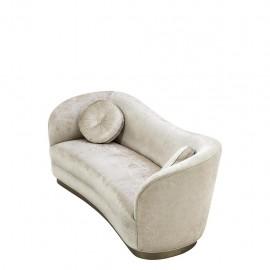 Sofa Grace White Pearl Color