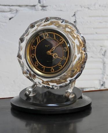 Horloge pendule russe vintage