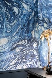 Wall Paper Ocean Foam,1000x50cm