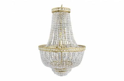 "Lustre cristal ""Sissi"" - ∅ 60cm"