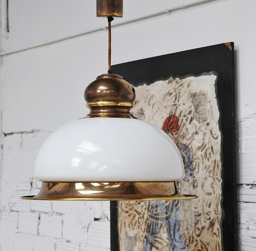 luminaire lampe vintage billard. Black Bedroom Furniture Sets. Home Design Ideas
