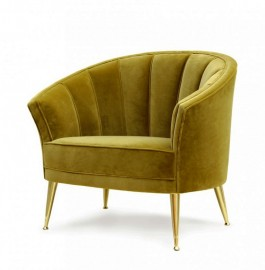 Garbo Armchair - Made To Order