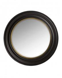 Miroir Sorcière Noir et Or ø75cm