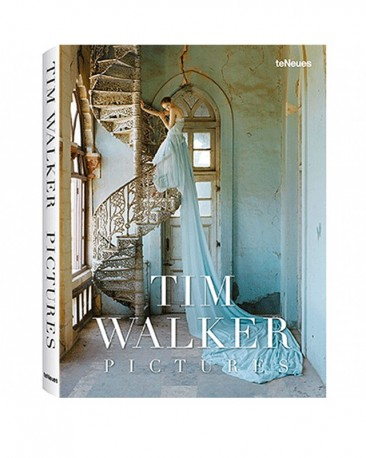 "Livre ""Pictures"" de Tim walker"