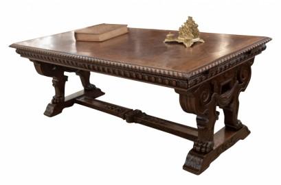Antique Henry II Table L200cm