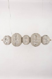 Suspension Constantine Horizontale - 128 cm