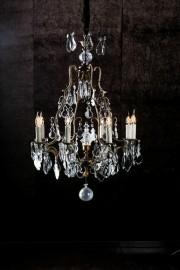 Lustre Cristal Firenze II