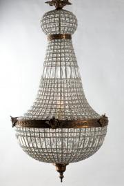 "Lustre crystal ""Sissi"" - ∅ 40cm"
