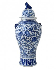 Large Chinese Porcelain Jar, H102cm